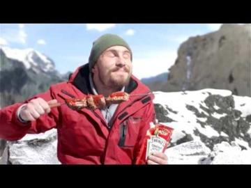 "Кетчуп ""Heinz"", реклама"